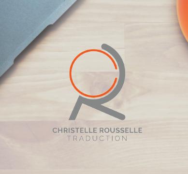 LOGO Christelle Rousselle