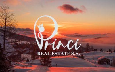 PRINCI – Logo et identité visuelle